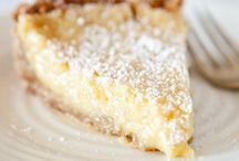 Pie / by Roshuni Samuel