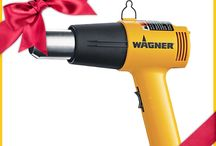 HOLIDAY GIFT GUIDE / Find the perfect Wagner product for the handyman, remodeler or DIYer in your life.