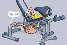 SPORT : salle de muscu débutante