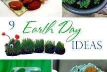 Earth Day / by Kathy Ruddles