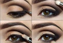 Makeup ideas / by Sally Haadsma