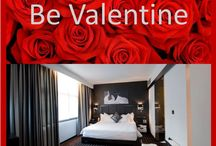 Saint-Valentine at the Be Manos Hotel. / Come and enjoy Saint-Valentine with your lover at our romantic restaurant!