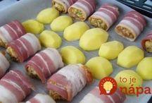 faširky v slaninke