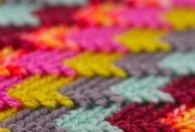 crochet stitch / crochet