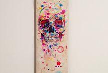 Skateboard xx