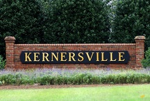 "Kernersville, NC ""The Heart of the Triad"" / Kernersville, NC"