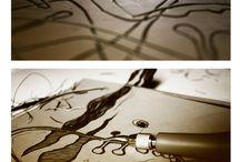 my work / by Esraa El-Naggar