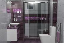 Life, Σύνθεση μπάνιου / Τα σχέδια αφορούν μπάνιο σε κατοικία στην Κοζάνη με τα παρακάτω χαρακτηριστικά  Διαστάσεις χώρου 1,80 x 2,70 m Ύψος μπάνιου  2,80 m Διαστάσεις παραθύρου 60 x 65 cm