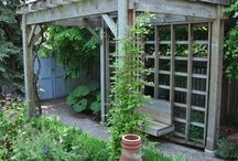 Garden & Patio ideas (& Pergolas) / by Deane Brown