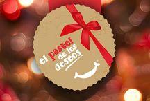 Navidad 2014 / Rocketto encontró una manera muy divertida de expresar tus deseos esta #navidad #ElPasteldelosDeseosRocketto