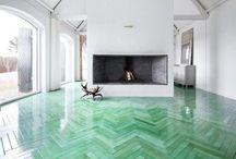 Unusual floors