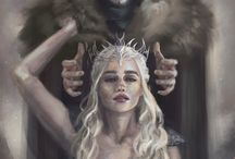 dessin games of throne