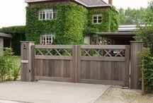 Portail- clôture