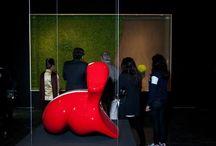 AlSerkal Avenue galleries night 12.01.2015 / Vernissage presso la Galerie Nationale di Dubai