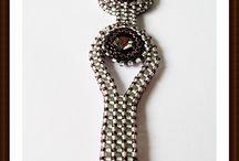 Biżuteria koralikowa / Od kilku lat zajmuję się tworzeniem biżuterii - to moja największa pasja. Zapraszam na mojego bloga :)  maniakoralikowa.blog.pl
