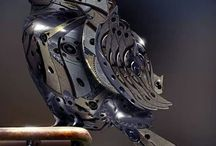 Steampunk Anything - Love it / by Nancy Spadolini Hawkins