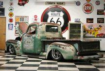 Cas Pumps & Garages