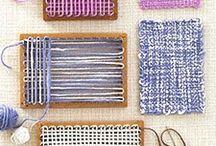 Κέντημα, πλέξιμο, ράψιμο