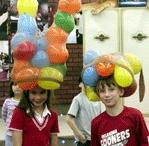 bas nylon chapeau balloune