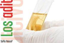 Los aditivos y otros venenos, ¿necesarios? / Libro acerca del mundo de la industria alimentaria, aditivos y toda clase de procesos de conservación de alimentos.