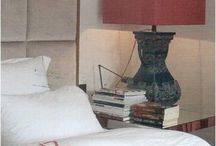 Table lamps in the interior / My table lamps in the interior