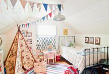 Ella and Caleb's Room