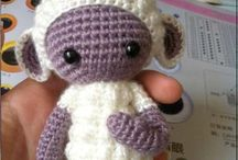 Crochet toys and others