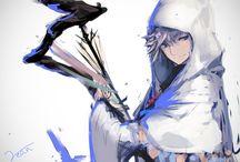 Fate/GO Caster (Merlin)