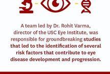 Eye Health Infographics