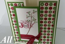 Stampin-Up / Cards / by Aileen Timmons