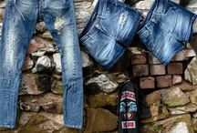 Denim United SS15 collection / Powered by EDWARD Jeans