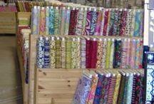 Quilt shop ideas