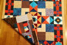 Quilts / Patchwork quilts