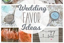 Wedding Favour Ideas / Wedding favour inspiration.