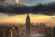 New York / by Karen Ingate