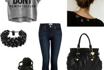 Cute outfits!!! / Cute outfits that people like to wear!!!