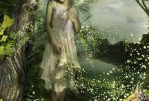Magical faeries