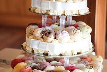 Ice Cream Wedding Cakes