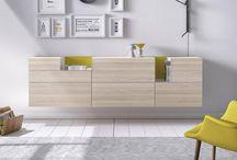 Modern furniture / Muebles con estilo.