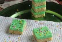 Bake it in a Pan / Brownies ~ Blondies ~ Bar Desserts / by Tracy Byrne