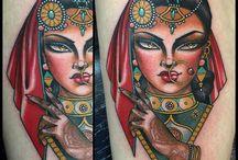 Newer Tattoos / Tattoos by me 2013-2016