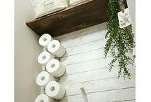 トイレットペーパー 収納