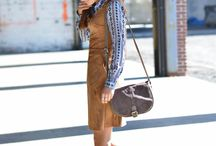 To Be Bright - Spring Outfits (2016) / Spring Outfits Styled By Tilden Brighton of To Be Bright - NYC Life & Style Blog