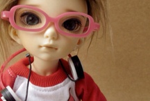 One of a Kind (ooak) Art Dolls / by MagicByLeah