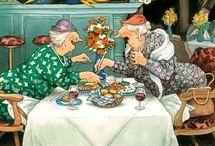 Inge Look бабуськи