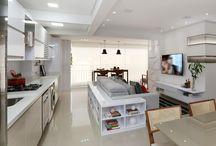 Apartamentos integrados - Loft - Studio
