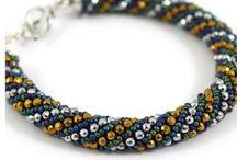 Tuto bijoux crochet