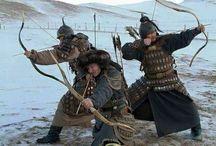Warriors, warriors of the world