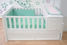 cunas y cuartos bebes