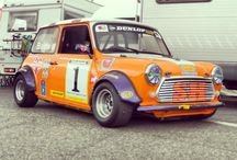mini  race and rally / wow / by john verkouter
